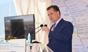 Министр по развитию Греции Антонис Георгиадис, прошедший вакцинацию, заразился коронавирусом