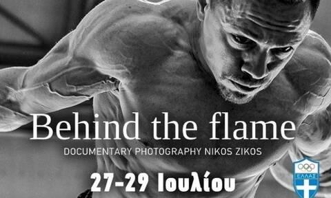 «Behind The Flame»: Το ντοκιμαντέρ για την προσπάθεια των Ελλήνων αθλητών