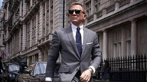 Ο James Bond επιστρέφει στο νέο τρέιλερ του No Time to Die!