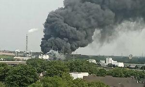 Μεγάλη έκρηξη στο Λεβερκούζεν