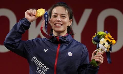 Ολυμπιακοί Αγώνες: Τρομερή παράσταση από την Κουό! «Χρυσή» με τρία Ολυμπιακά ρεκόρ (video)