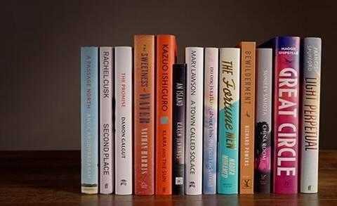 Μακρά λίστα Booker Prize
