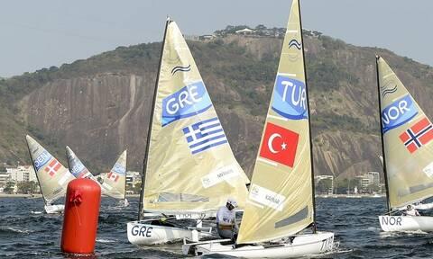 Ολυμπιακοί Αγώνες: Παραμένει ψηλά ο Μιτάκης στα Finn