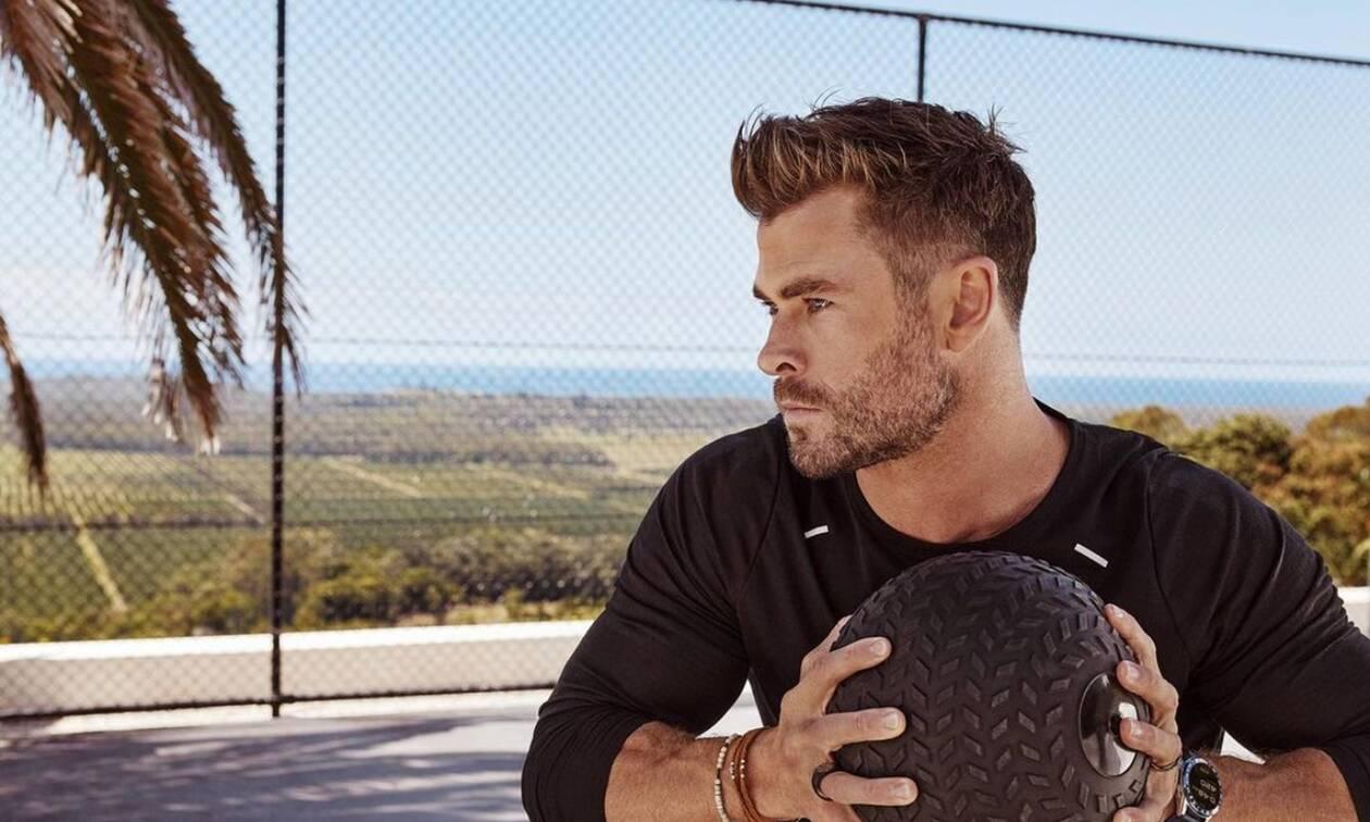 Έχεις δει τελευταία τον Chris Hemsworth; Θα τα χάσεις με το κορμί του (photos)