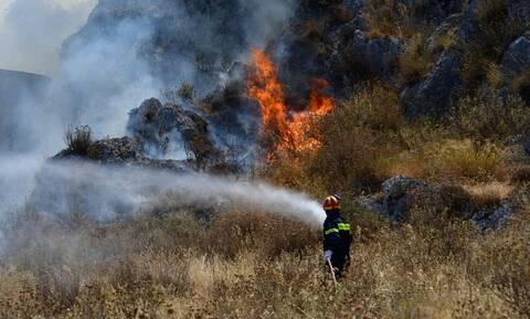 Πολύ υψηλός κίνδυνος πυρκαγιάς την Τετάρτη (28/7) για 5 περιφέρειες της χώρας