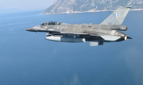 Μαχητικό αεροσκάφος F-16 της Πολεμικής Αεροπορίας