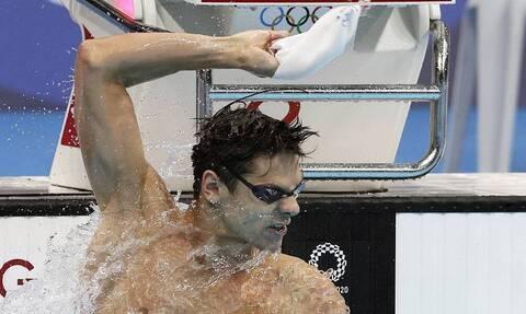 Российские пловцы завоевали серебро Олимпиады в эстафете 4x200 м вольным стилем