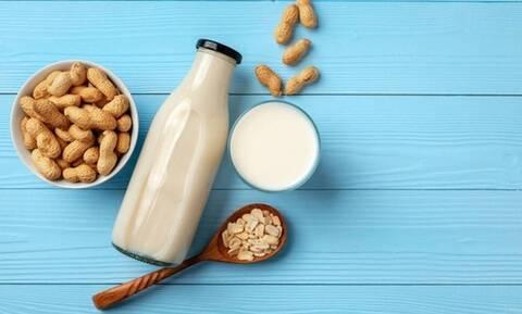 Γιατί τελικά είναι καλό να προτιμάμε γάλα από φυστίκι;