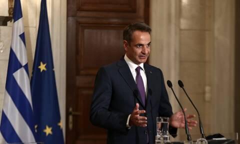LIVE: Η τριμερής σύνοδος Ελλάδας - Κύπρου - Ιορδανίας