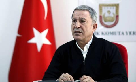 Τουρκία Ακάρ Ελλάδα νησιά