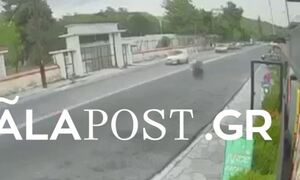 Καβάλα: Βίντεο - ντοκουμέντο από το τροχαίο με τους 3 νεκρούς