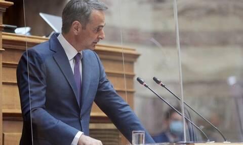 Μητσοτάκης σε Αναστασιάδη: Η πατρίδα σας χρειάζεται δίπλα της ως συμπαραστάτες σε όλα τα μέτωπα