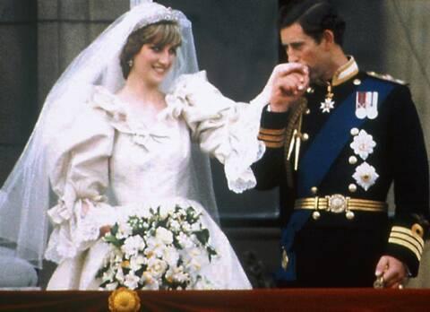Κάρολος-Νταϊάνα: Πωλείται κομμάτι από την τούρτα του γάμου τους!