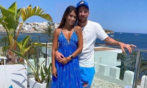 Λιονέλ Μέσι: Θα εκπλαγείτε με την απίστευτη αλλαγή στο σώμα της συζύγου του (vid)