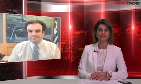 Πιερρακάκης στο Newsbomb.gr: Η χώρα αλλάζει - Σύντομα ο ηλεκτρονικός φάκελος υγείας