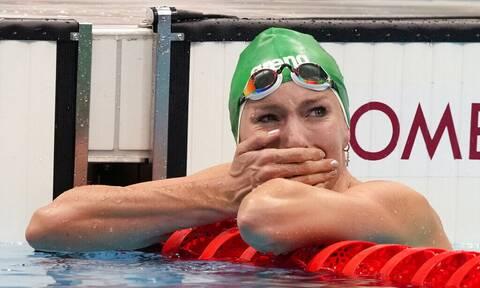 Ολυμπιακοί Αγώνες: Τρομερή επίδοση η Σενμέικερ! Δεύτερη καλύτερη όλων των εποχών