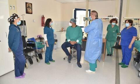 Κικίλιας: Νέο Αιμοδυναμικό Εργαστήριο στο νοσοκομείο Λαμίας - Αποφεύγονται 440 διακομιδές ετησίως