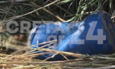 Κρήτη: Οι πρώτες εκτιμήσεις των ιατροδικαστών για το πτώμα που βρέθηκε στο βαρέλι(ΦΩΤΟ)