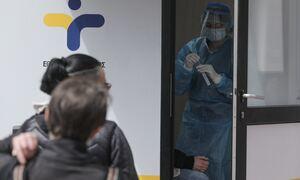 Κρούσματα σήμερα: 2.874 νέα ανακοίνωσε ο ΕΟΔΥ -  15 νεκροί σε 24 ώρες, στους 144 οι διασωληνωμένοι