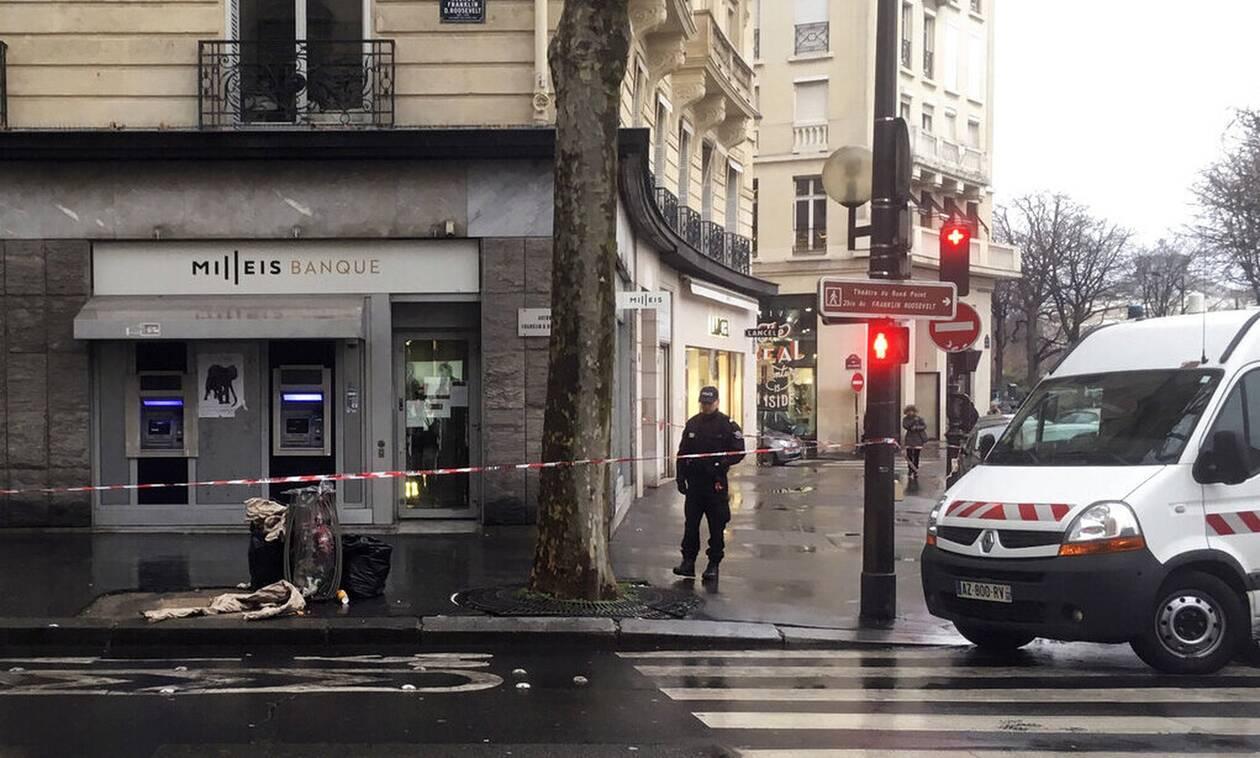 Γαλλία: Δύο συλλήψεις για τη ληστεία με το πατίνι στο Παρίσι - Βρέθηκε μέρος της λείας «μαμούθ»