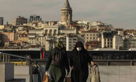 Τουρκία - Κορονοϊός: Διαρκής η άνοδος των νέων κρουσμάτων – Πάνω από 20.000 τις τελευταίες 24 ώρες