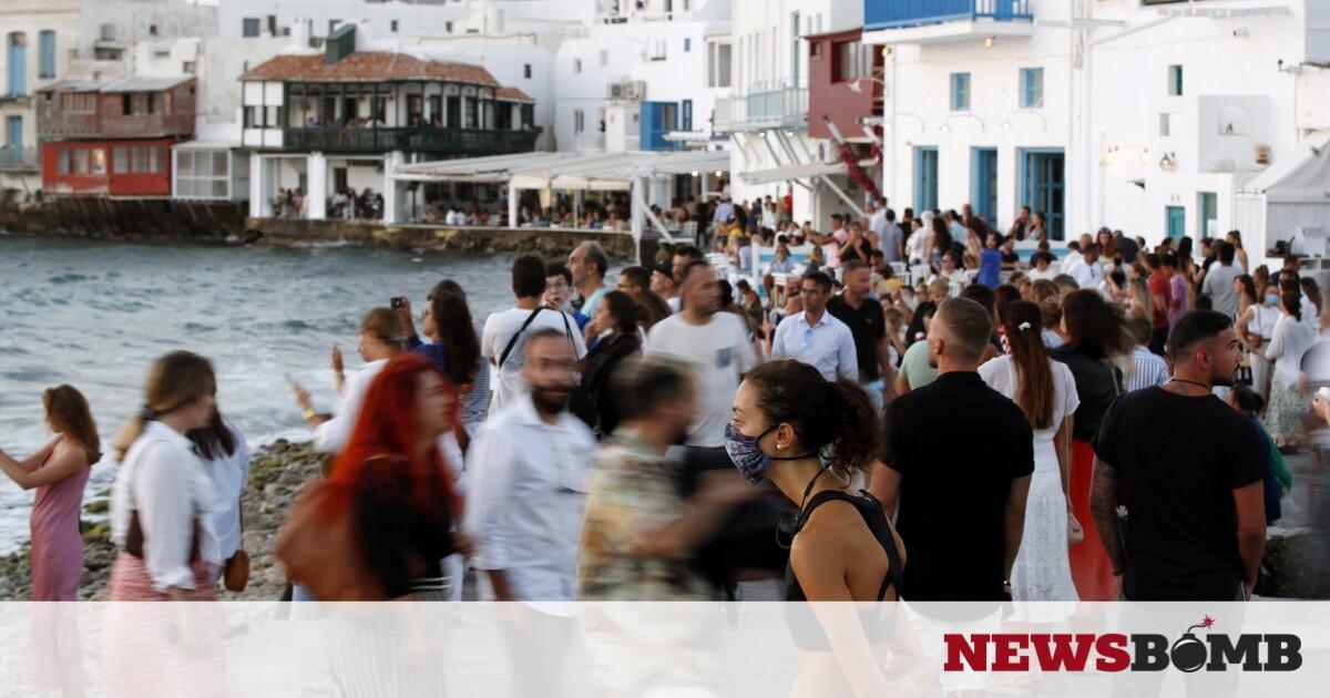 Ξεπέρασαν τα 5 εκατ. οι πλήρως εμβολιασμένοι – Συναγερμός για τα νησιά που κινδυνεύουν με lockdown – Newsbomb – Ειδησεις