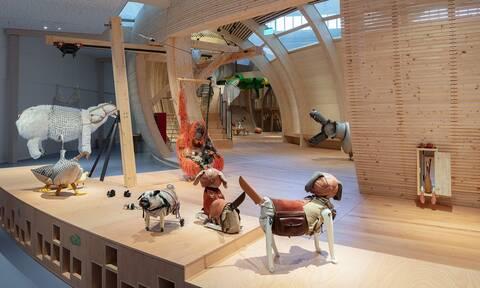 ANOHA: Ένα νέο παιδικό μουσείο στο Βερολίνο
