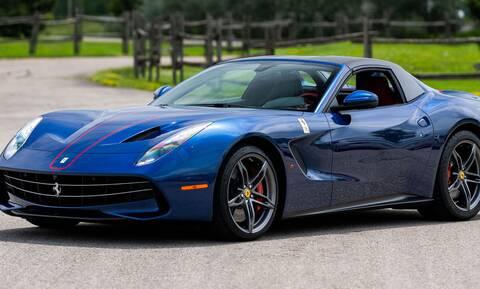 Aυτή είναι η μυστηριώδης Ferrari F60 που λίγοι γνωρίζουν την ύπαρξή της