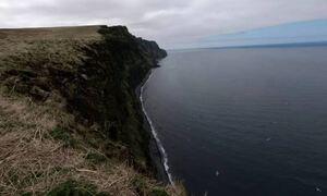 В США сообщили об угрозе цунами после землетрясения магнитудой 8,1