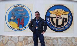 Θρήνος στην Πολεμική Αεροπορία - Πέθανε ο αρχισμηνίας Νικόλαος Λαδέρης