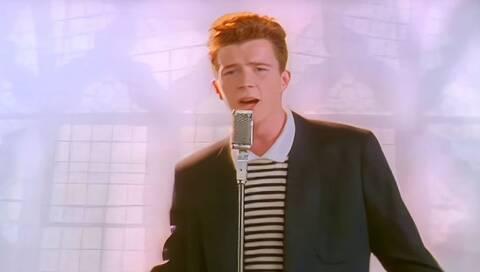 Ρικ Άστλεϊ: Το «Never Gonna Give You Up» ξεπέρασε το 1 δισ. views στο YouTube!