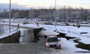 Αλάσκα: Συγκλονιστικά βίντεο από το σεισμό των 8,2 Ρίχτερ