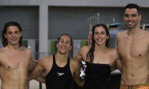 Ολυμπιακοί Αγώνες: Πανελλήνιο ρεκόρ από την 4Χ100 μικτή ομαδική mixed