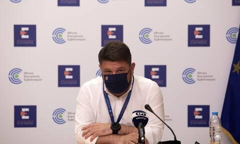 Κορονοϊός: Δείτε την ενημέρωση του υπουργείου Υγείας