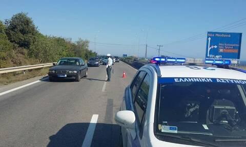 Θεσσαλονίκη: Καραμπόλα τεσσάρων οχημάτων στη Μουδανιών – Δύο τραυματίες