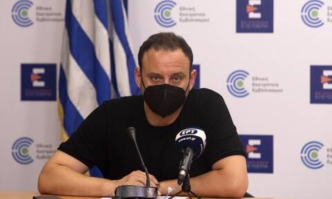 Ο καθηγητής Επιδημιολογίας της Ιατρικής Σχολής Αθήνας, Γκίκας Μαγιορκίνης