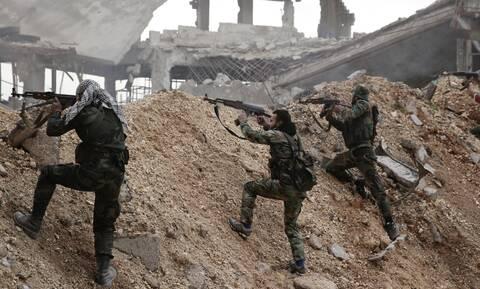 Συρία: Ο στρατός συγκρούεται με αντάρτες στη Ντεράα- Νέες πολύνεκρες μάχες