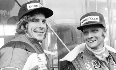 James Hunt: Η ιστορία του μεγάλου αντιπάλου του Niki Lauda