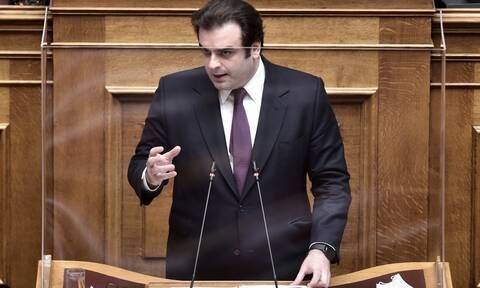 Πιερρακάκης: Το πρώτο εξάμηνο του 2021, στην Ελλάδα έγιναν 150.000.000 ψηφιακές συναλλαγές