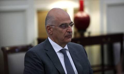Νίκος Δένδιας: Έτοιμη να παράσχει βοήθεια στην Τουρκία η Ελλάδα - Συλλυπητήρια σε Τσαβούσογλου