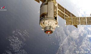 Επεισόδιο στον Διεθνή Διαστημικό Σταθμό: Πρόβλημα στο εργαστήριο Nauka, που καθυστέρησε 14 χρόνια