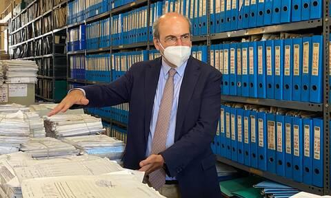 Κωστής Χατζηδάκης: Βελτιώνεται ο χρόνος χορήγησης των συντάξεων