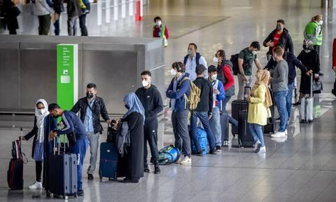 Αεροδρόμιο στη Γερμανία