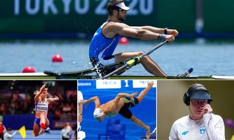 Έλληνες πρωταθλητές
