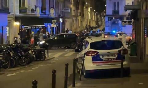 Συναγερμός στο Παρίσι: Αυτοκίνητο παρέσυρε και τραυμάτισε θαμώνες καφετέριας