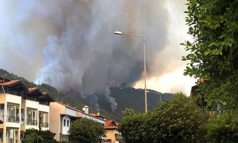 Τουρκία: Τέσσερις νεκροί από τις δασικές φωτιές που έχουν ξεσπάσει σε διάφορες περιοχές