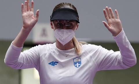 Ολυμπιακοί Αγώνες 2020 - Σκοποβολή: Προκρίθηκε στον τελικό των 25 μέτρων η Άννα Κορακάκη