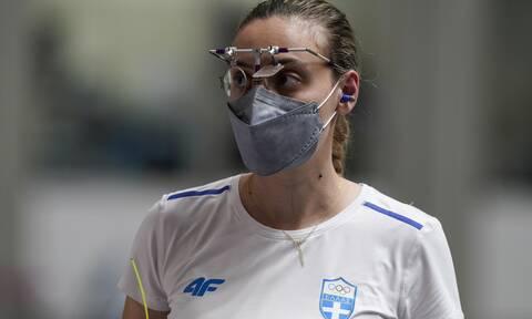 Η Άννα Κορακάκη στον τελικό των 25 μέτρων