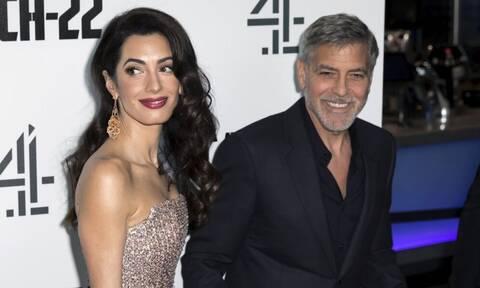 Αμάλ Αλαμουντίν: Έγκυος ξανά η σύζυγος του Τζορτζ Κλούνεϊ
