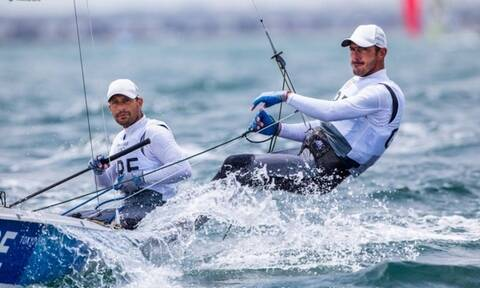 Ολυμπιακοί Αγώνες: Έχασαν σημαντικό έδαφος οι Μάντης / Καγιαλής – Στη 17η θέση οι Τσουλφά / Σπανάκη